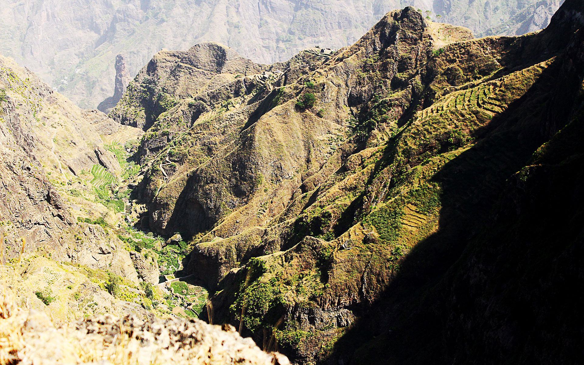 MOUNTAINS OF SANTO ANTAO
